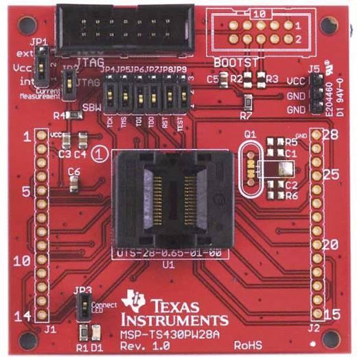 Entwicklungsboard Texas Instruments MSP-TS430PW28A