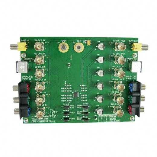 Entwicklungsboard Texas Instruments THS7368EVM