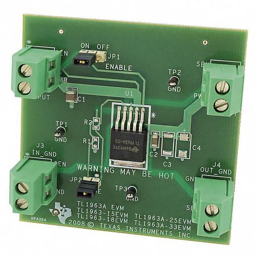Entwicklungsboard Texas Instruments TL1963A-33EVM