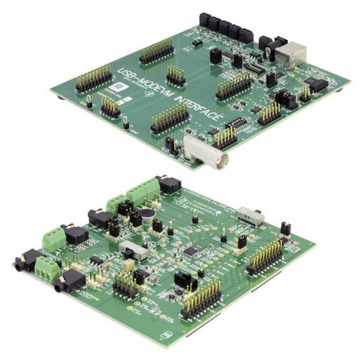 Entwicklungsboard Texas Instruments TLV320AIC3254EVM-K
