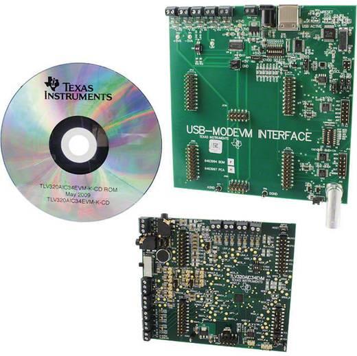 Entwicklungsboard Texas Instruments TLV320AIC34EVM-K
