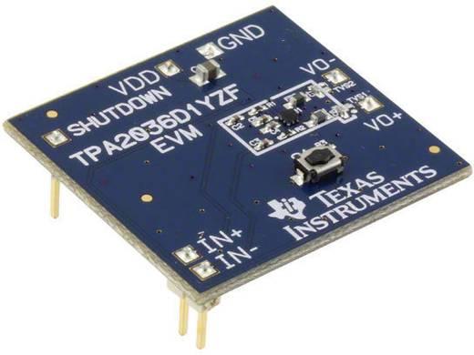 Entwicklungsboard Texas Instruments TPA2036D1YZFEVM