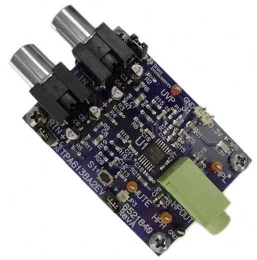 Entwicklungsboard Texas Instruments TPA6138A2EVM