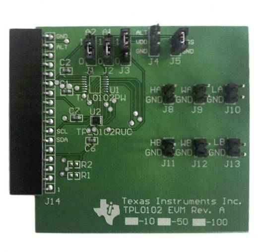 Entwicklungsboard Texas Instruments TPL0102EVM