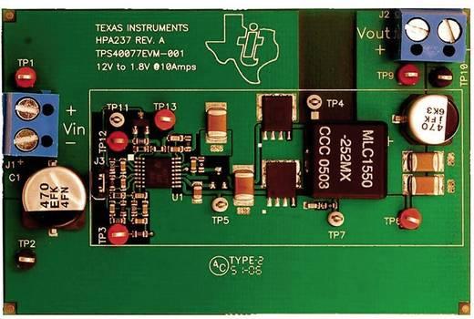 Entwicklungsboard Texas Instruments TPS40077EVM-001