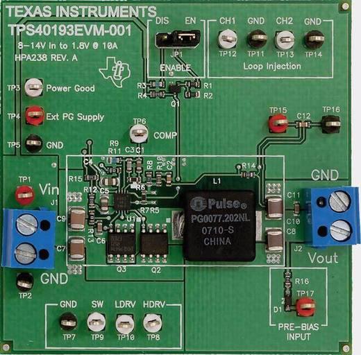 Entwicklungsboard Texas Instruments TPS40193EVM-001