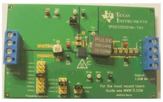 Entwicklungsboard Texas Instruments TPS53355EVM-743