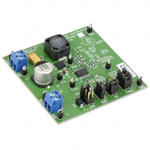 Entwicklungsboard Texas Instruments TPS54262EVM