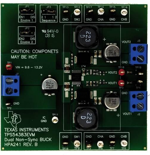 Entwicklungsboard Texas Instruments TPS54383EVM