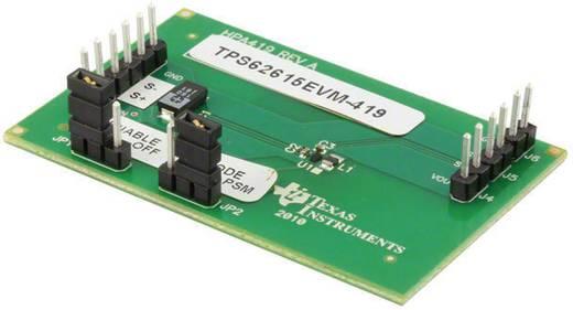 Entwicklungsboard Texas Instruments TPS62615EVM-419