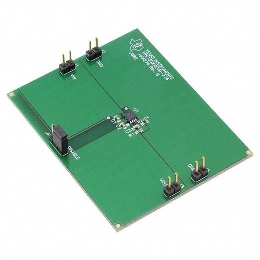 Entwicklungsboard Texas Instruments TPS73501EVM-276