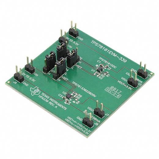 Entwicklungsboard Texas Instruments TPS78101EVM-339