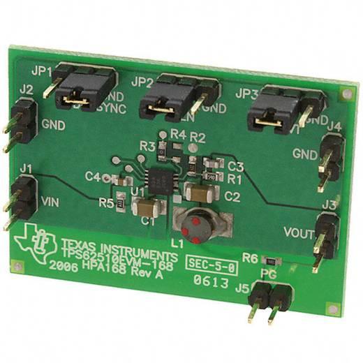 Entwicklungsboard Texas Instruments TPS62510EVM-168