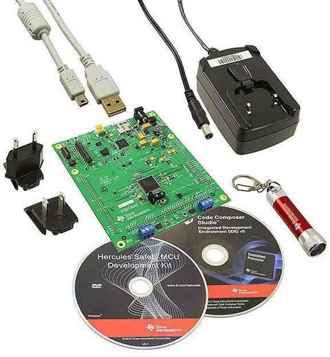 Entwicklungsboard Texas Instruments TMDX570LS04HDK