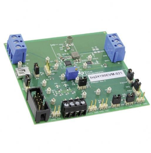 Entwicklungsboard Texas Instruments BQ24190EVM-021