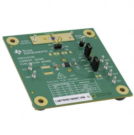 Entwicklungsboard Texas Instruments LMP8481MMEVM-S