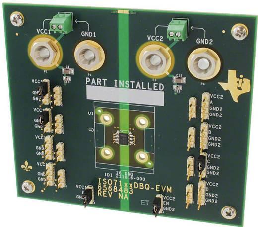Entwicklungsboard Texas Instruments ISO71XXDBQ-EVM