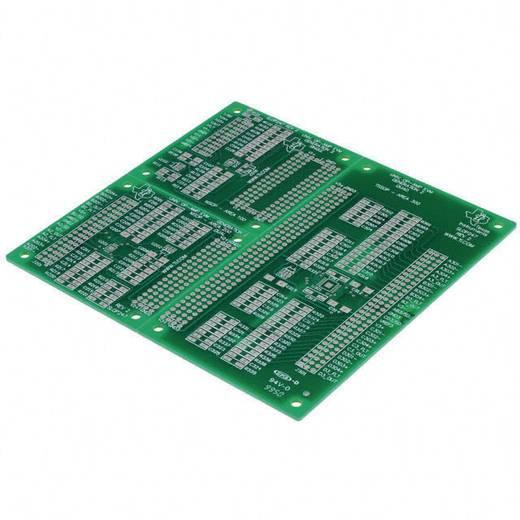 Platine (unbestückt) Texas Instruments OPAMPEVM-MSOPTSSOP