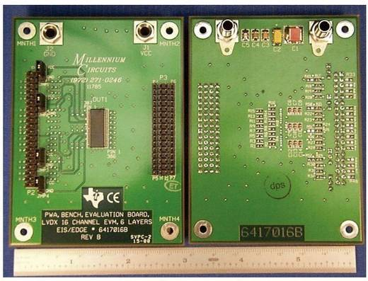 Entwicklungsboard Texas Instruments SN65LVDS386EVM