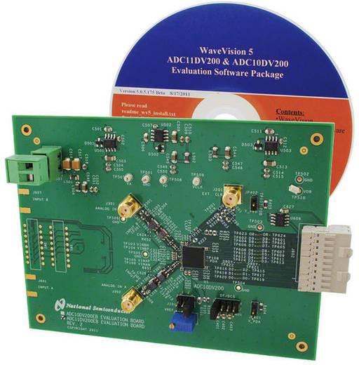 Entwicklungsboard Texas Instruments ADC11DV200EB/NOPB