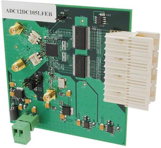 Entwicklungsboard Texas Instruments ADC12DC105LFEB/NOPB