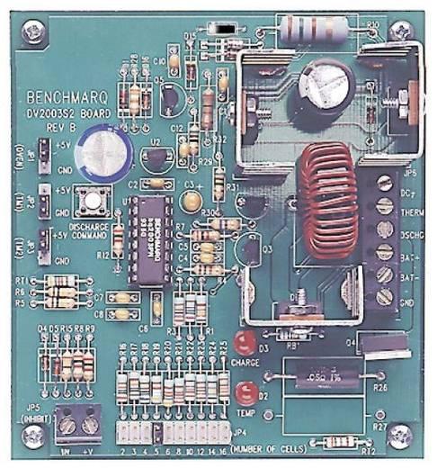 Entwicklungsboard Texas Instruments DV2003S2