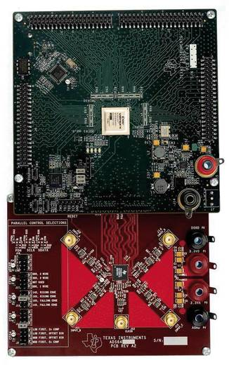 Entwicklungsboard Texas Instruments ADS6244EVM