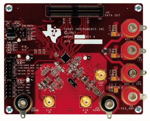Entwicklungsboard Texas Instruments ADS6245EVM