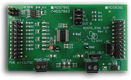 Entwicklungsboard Texas Instruments ADS7863EVM
