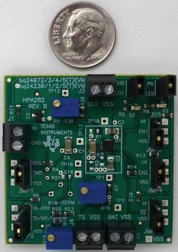 Entwicklungsboard Texas Instruments BQ24074EVM