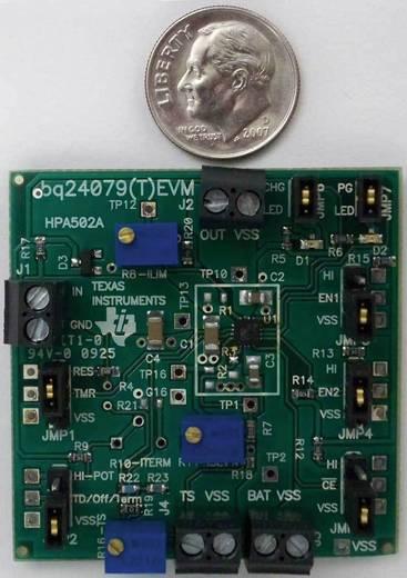 Entwicklungsboard Texas Instruments BQ24079TEVM