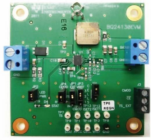 Entwicklungsboard Texas Instruments BQ24130EVM