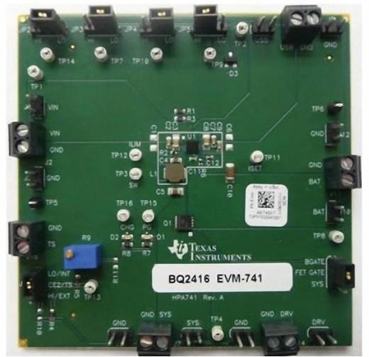 Entwicklungsboard Texas Instruments BQ24166EVM-741