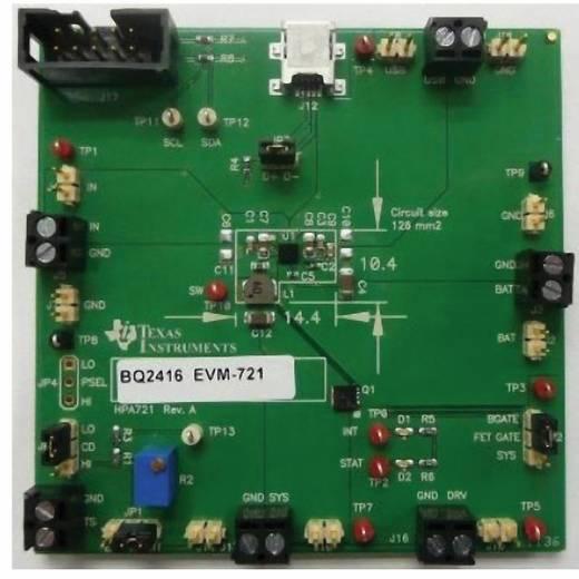 Entwicklungsboard Texas Instruments BQ24168EVM-721