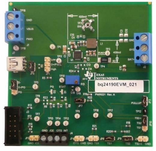 Entwicklungsboard Texas Instruments BQ24195EVM-193