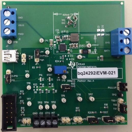 Entwicklungsboard Texas Instruments BQ24292IEVM-021
