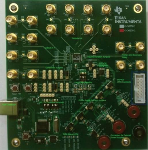 Entwicklungsboard Texas Instruments CDCM6208V2EVM