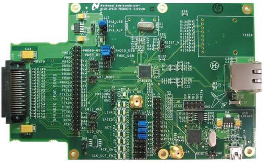 Entwicklungsboard Texas Instruments DP83620-EVK/NOPB