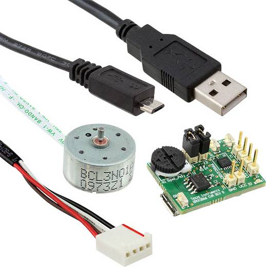 Entwicklungsboard Texas Instruments DRV10866EVM