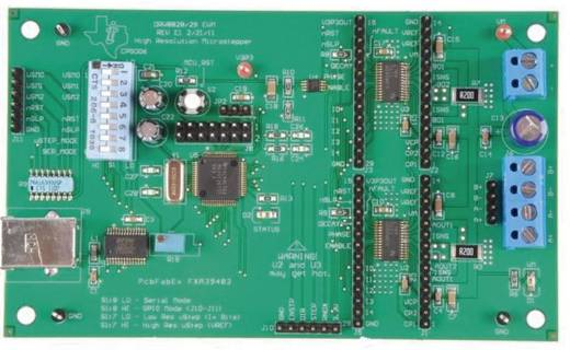 Entwicklungsboard Texas Instruments DRV8829EVM