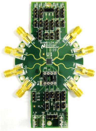 Entwicklungsboard Texas Instruments DS100BR111AEVK/NOPB