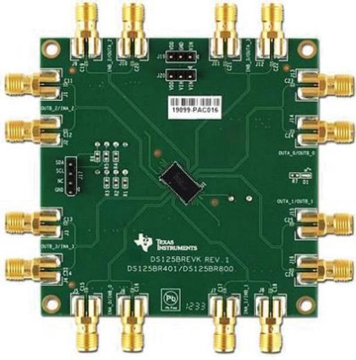 Entwicklungsboard Texas Instruments DS125BR401EVM