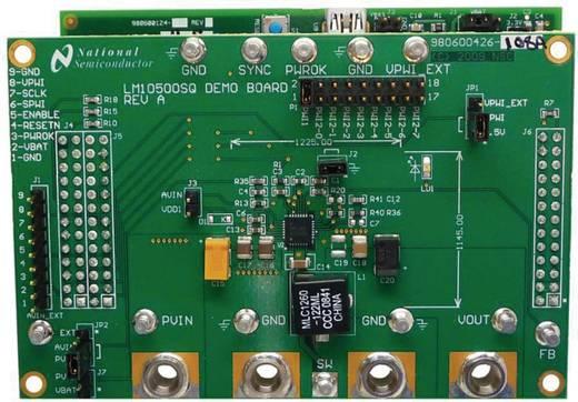 Entwicklungsboard Texas Instruments LM10500SQ-0.8EV/NOPB
