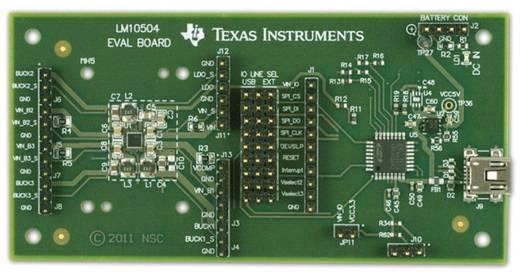 Entwicklungsboard Texas Instruments LM10504EVAL/NOPB