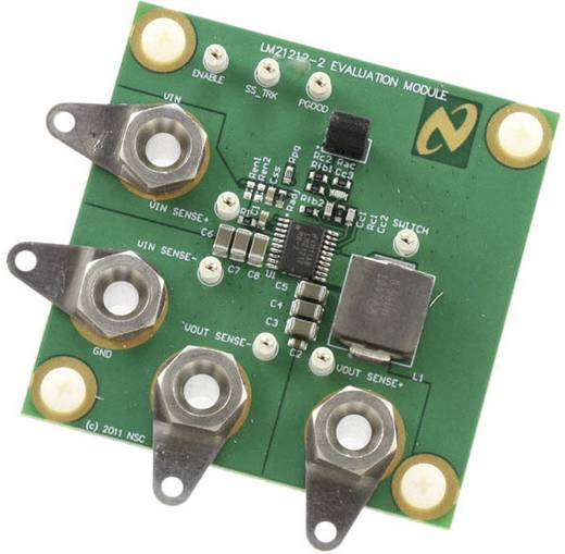 Entwicklungsboard Texas Instruments LM21212-2EVM/NOPB