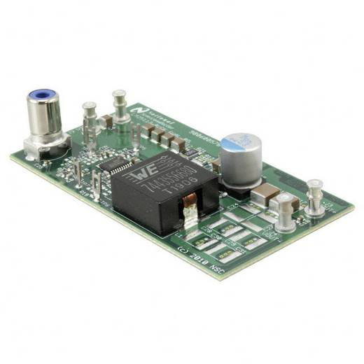 Entwicklungsboard Texas Instruments LM25117EVAL/NOPB