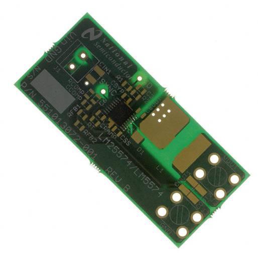 Entwicklungsboard Texas Instruments LM25574BLDT