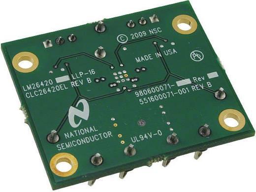 Entwicklungsboard Texas Instruments LM26420YSQEVAL/NOPB