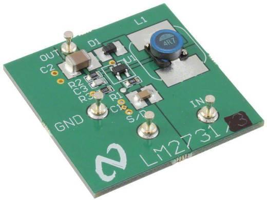Entwicklungsboard Texas Instruments LM2731YEVAL/NOPB