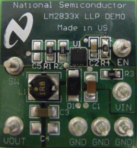 Entwicklungsboard Texas Instruments LM2833XSDEVAL